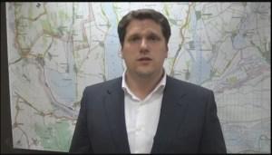 Александр Урбанский выигрывает выборы в 143-м округе, в его штабе ожидают провокаций