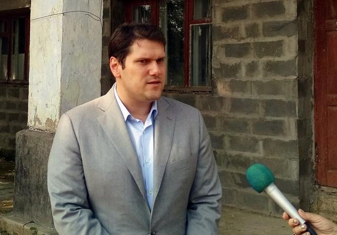 Александр Урбанский - о ремонте амбулатории в Сафьянах