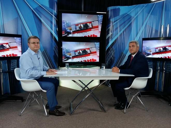 Анатолий Урбанский: на трассу М-15 выделили 1 млрд.600 тысяч гривен