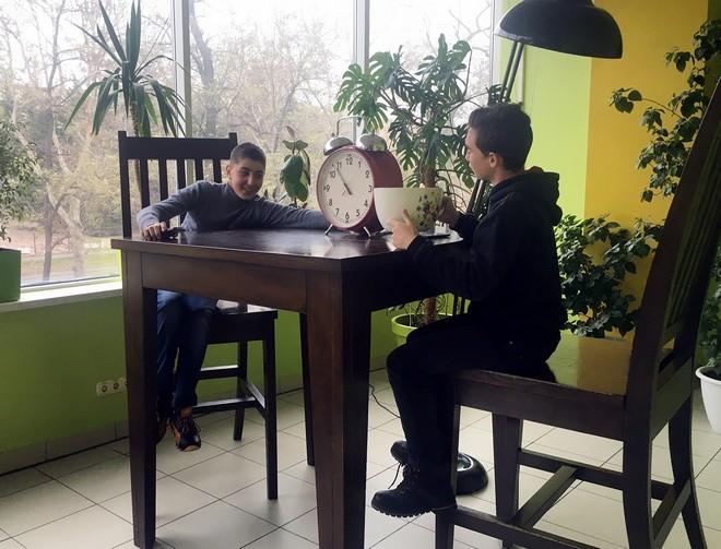 Благотворительный фонд Урбанского – школьникам Придунавья