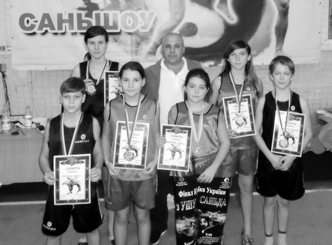 Школьники из Измаильского района отличились на Кубке Украины