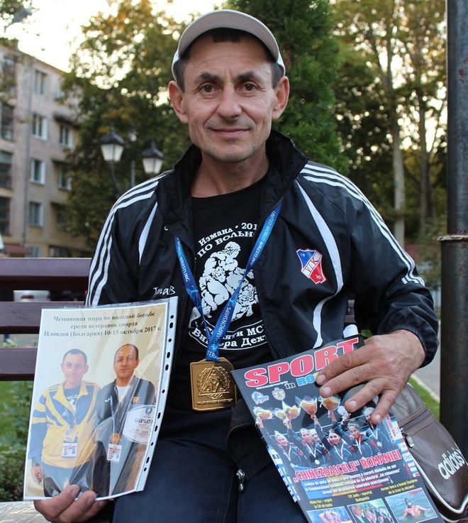 Спортинструктор из Измаильского района выступил на чемпионате мира «вольников»
